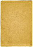 Old paper. Old sheet of paper, useful as background for text or image Stock Images