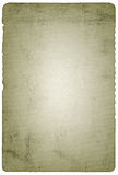 Old paper. Old sheet of paper, useful as background for text or image Stock Photography