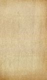 Old paper. Old sheet of paper, useful as background for text or image Royalty Free Stock Images