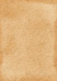 Old paper. Old sheet of paper, useful as background for text or image Royalty Free Stock Photos