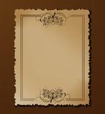 Old paper royalty free illustration