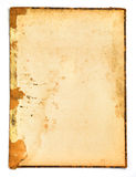 Old paper. Old grunge paper book background stock photography