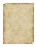 Old paper. Texture of old paper, poster Royalty Free Stock Images