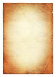 Old_paper. Old cream grungy paper texture background royalty free illustration
