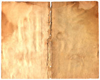 Old paper. Antique background Stock Images