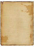 The old paper. Vintage antique texture stock photography