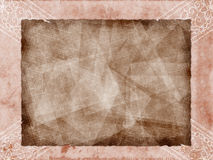 The old, paper background Stock Images