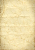 Old paper background. Old worn grunge paper background stock photography