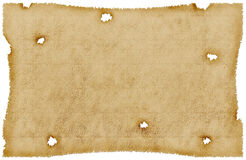 Old paper background.  Royalty Free Stock Image