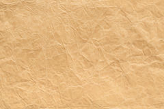 Old Paper Background, Brown Wrinkled Texture, Grunge Papers Pattern Royalty Free Stock Photo