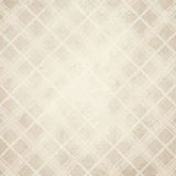 Old paper background with checkered pattern Stock Photos