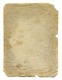 Old paper background Royalty Free Stock Photography