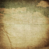 Old paper background with delicate grunge texture Stock Photo
