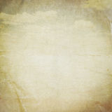 Old paper background with delicate grunge texture stock photography