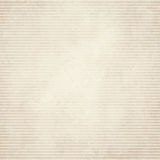 Old paper background with lines Stock Photography