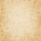 Old paper background texture aged. Old paper  background texture font aged Royalty Free Stock Images