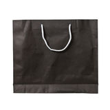 Old paper black bag Royalty Free Stock Photography