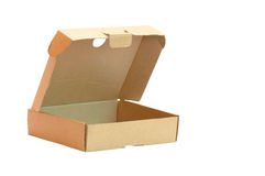 Old paper box Royalty Free Stock Photo