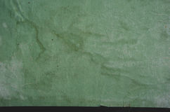 Old paper cardboard green grunge background Royalty Free Stock Photos