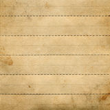 Old paper with diving lines Royalty Free Stock Images