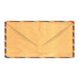 Old paper envelope Stock Images