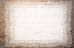 Old paper grunge background Stock Images