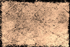 Old paper and  grunge background Royalty Free Stock Image