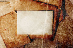 Old paper grunge background Royalty Free Stock Images