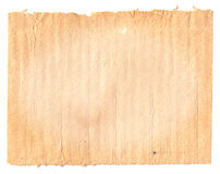 Old paper grunge background isolated Stock Photo
