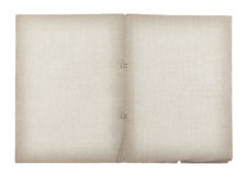 old paper and lenin texture isolated on white background , clipping path Royalty Free Stock Photo