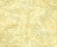 Old paper or parchment. Large old paper or parchment background texture stock illustration