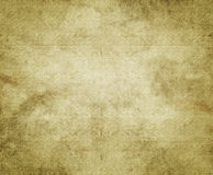 Old paper or parchment Stock Image