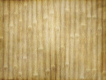 Old paper or parchment. With faint bamboo image Royalty Free Stock Image