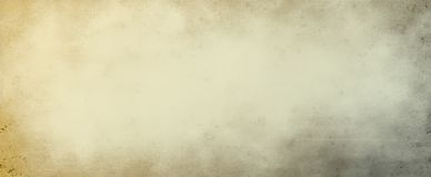 Old paper or parchment background illustration with grunge texture and paint spatter stains, damaged and distressed brown tan and stock photo