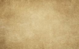 Old paper or parchment texture. Old dirty and yellowed paper texture. Natural paper background for design royalty free stock photo