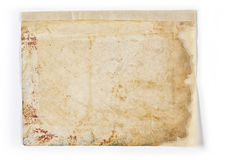 Old paper with paterns Royalty Free Stock Photos