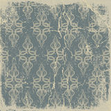 Old paper, pattern vintage background Royalty Free Stock Image
