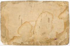 old paper photo 免版税库存照片