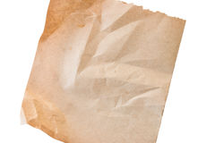 Old paper sheet Royalty Free Stock Photography