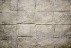 Old paper sheet. Brown old paper sheet texture stock photography