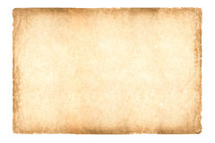 Old paper 2 * 3 size (Ratio) Royalty Free Stock Photography