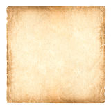 Old paper 1 * 1  size (Ratio) Royalty Free Stock Photos