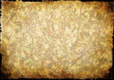 Old paper, with structure, background. In grunge style royalty free stock photos