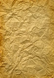 Old paper texture 1. Very old damaged paper texture captured in the studio Royalty Free Stock Images