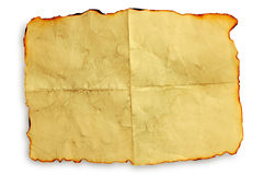 Old paper texture. With clipping path Stock Photos