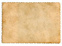Old paper texture. Vintage old paper photo texture royalty free stock photos