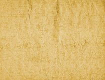 Old paper texture 2 Royalty Free Stock Photography