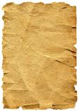Old paper texture. Stock Photo
