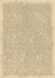 Old paper texture. With aged cracks and other marks stock illustration