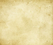 Old paper texture. Royalty Free Stock Image